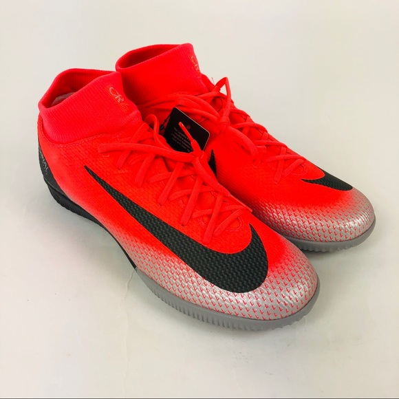 ca115ef7f35c Nike Mercurial Superfly 6 CR7 IC Soccer Shoes 7.5